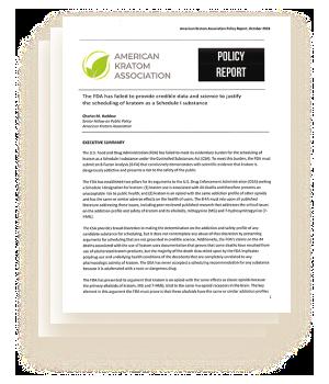 AKA Policy Report