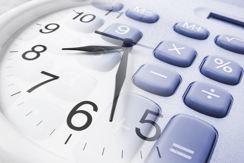 Calculate Time Realistically and Pace Yourself
